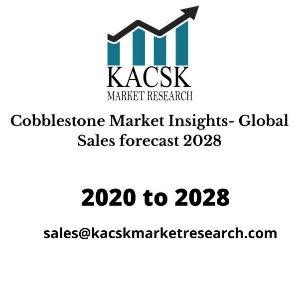 Cobblestone Market Insights- Global Sales forecast 2028