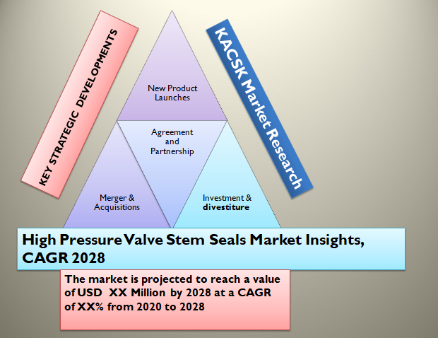 High Pressure Valve Stem Seals Market Insights, CAGR 2028