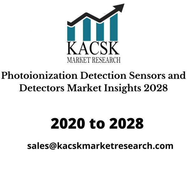 Photoionization Detection Sensors and Detectors Market Insights 2028
