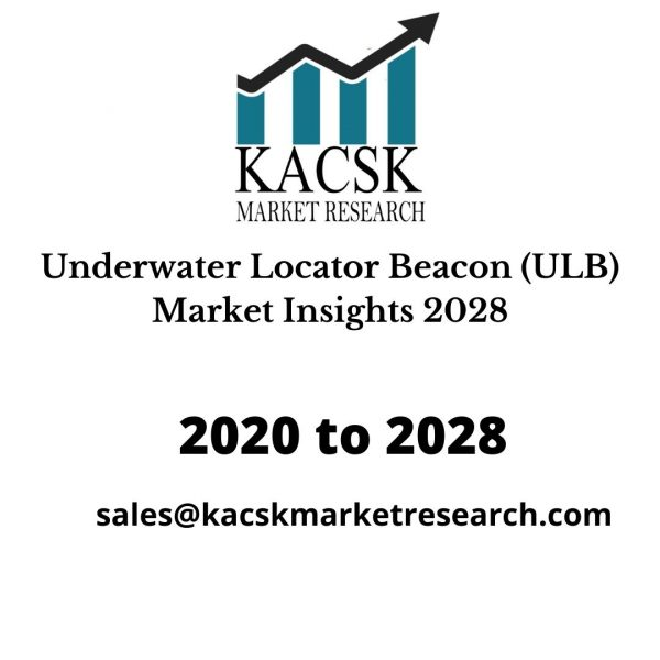 Underwater Locator Beacon (ULB) Market Insights 2028