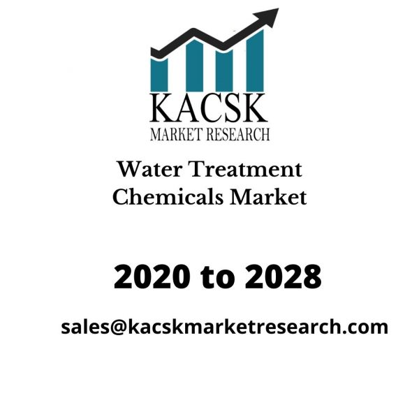 Water Treatment Chemicals Market- Global Sales forecast analysis 2028