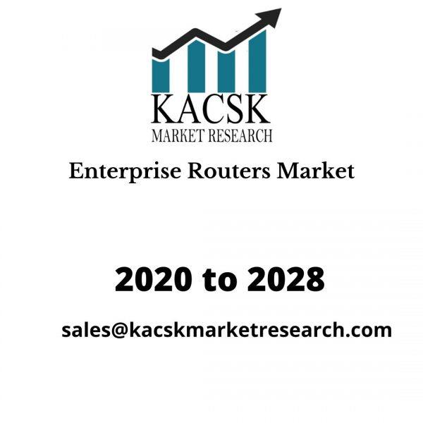 Enterprise Routers Market