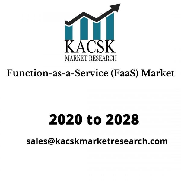Function-as-a-Service (FaaS) Market
