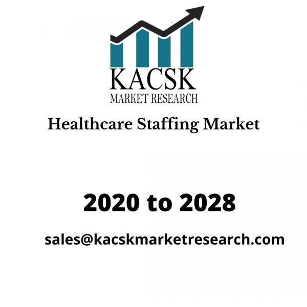 Healthcare Staffing Market
